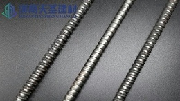 三段式止水螺杆的定制材料都有哪些