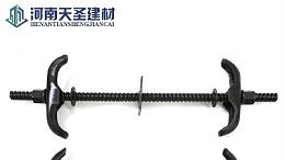 三段式止水螺杆生产的时候运用的全新线材