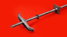 混凝土防渗墙厚度是否可以决定止水螺栓长度